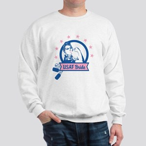 Rosie USAF Bride Sweatshirt