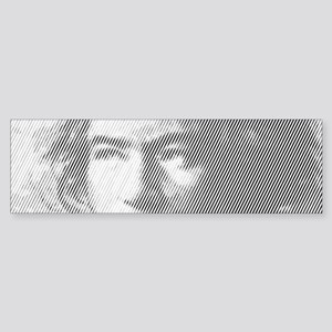 Beethoven Portrait Bumper Sticker