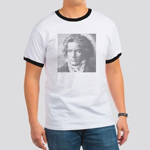 Beethoven Portrait T-Shirt