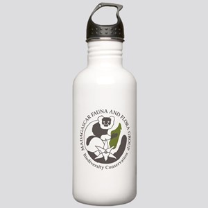 1 Liter Steel Logo Stainless Water Bottle 1.0l