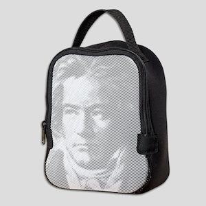 Beethoven Portrait Neoprene Lunch Bag
