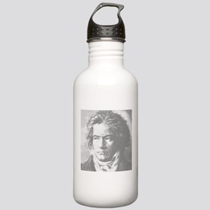 Beethoven Portrait Stainless Water Bottle 1.0L