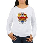 Aviles Family Crest Women's Long Sleeve T-Shirt