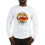 Aviles Family Crest Long Sleeve T-Shirt