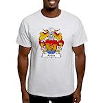 Aviles Family Crest Light T-Shirt
