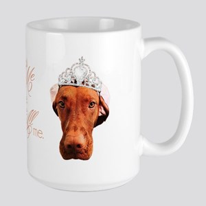 All About Me Vizsla Mugs