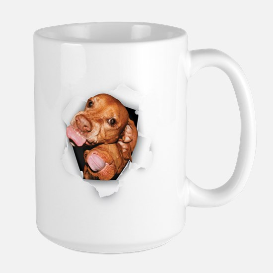 Vizsla Lickers Mugs