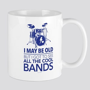 Got To See Cool Bands Mugs