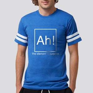 The Element of Surprise Mens Football Shirt