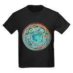 Solar Wheel Kids Dark T-Shirt
