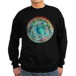 Solar Wheel Sweatshirt (dark)