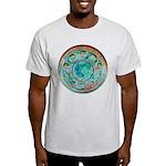 Solar Wheel Light T-Shirt