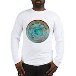 Solar Wheel Long Sleeve T-Shirt