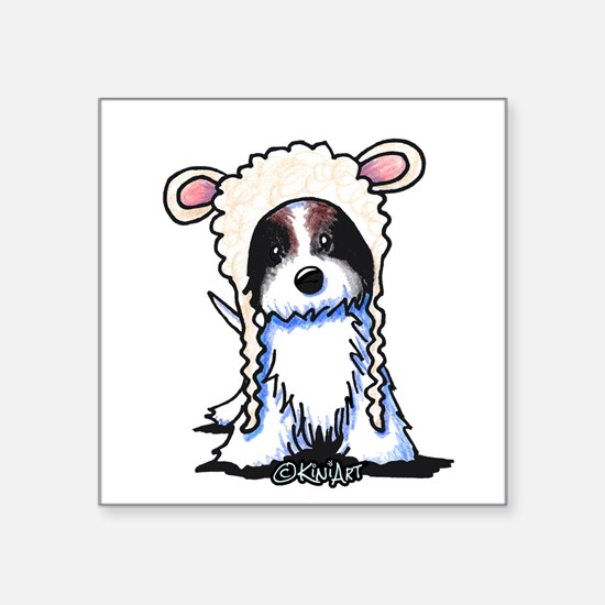 Coton De Tulear Lamb Sticker