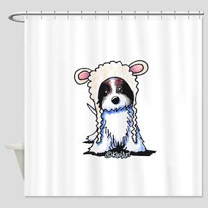 Coton De Tulear Lamb Shower Curtain