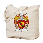 Ascaso Family Crest Tote Bag