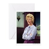 Charlotte stewart Greeting Cards (20 Pack)