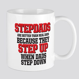 Stepdads step up Mugs