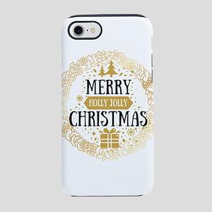 Happy Christmas iPhone 8/7 Tough Case