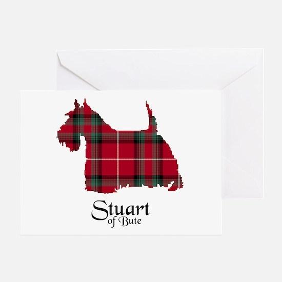 Terrier-StuartBute Greeting Card