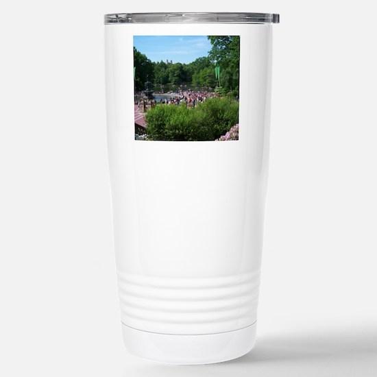 Central Park Stainless Steel Travel Mug