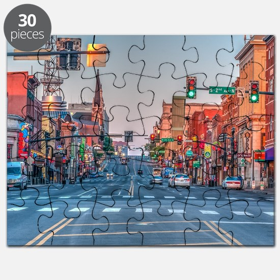 Broadway Puzzle