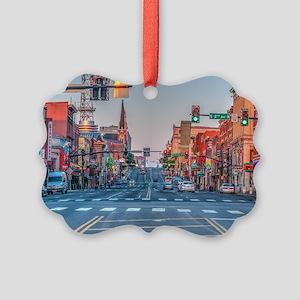 Broadway Picture Ornament