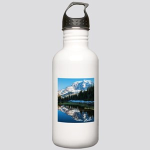 Mt. Rainier Stainless Water Bottle 1.0L