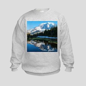 Mt. Rainier Kids Sweatshirt