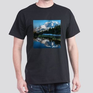 Mt. Rainier Dark T-Shirt