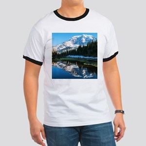 Mt. Rainier Ringer T