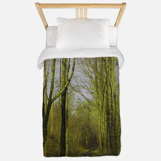 Forest Trail Twin Duvet
