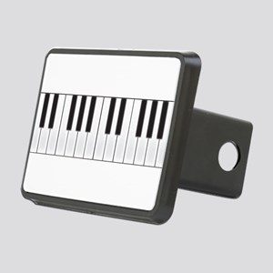 Piano Keys Hitch Cover