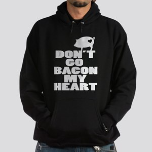 Bacon my Heart Hoodie (dark)