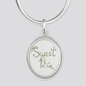 Sweet Pea Fun Quote Endearment Necklaces