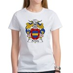 Arrieta Family Crest Women's T-Shirt