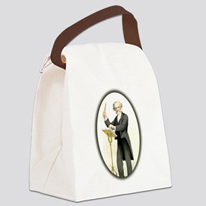 Giuseppe Verdi Canvas Lunch Bag