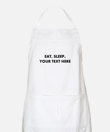 Personalized I'd Rather Be Apron