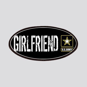 U.S. Army: Girlfriend (Black) Patch