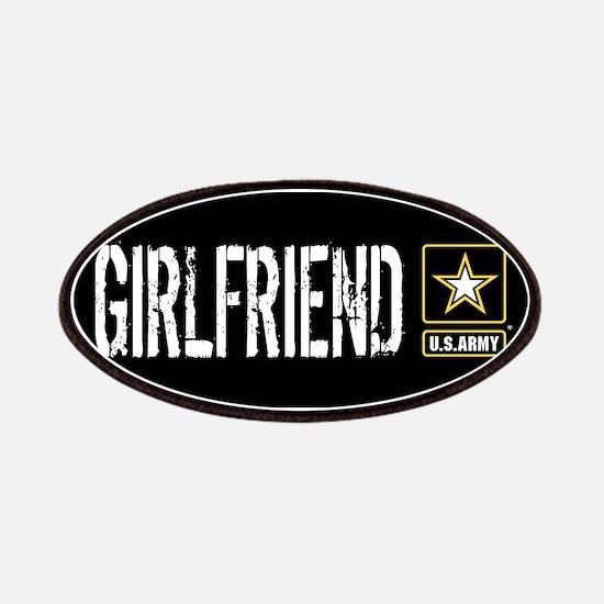 U.S. Army: Girlfriend (Black) Patch