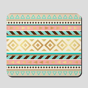 Trendy Tribal Mousepad