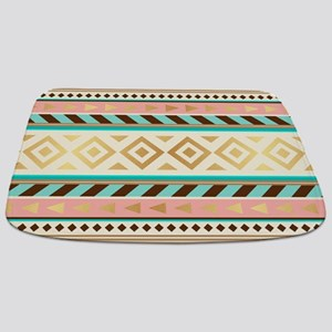 Trendy Tribal Bathmat