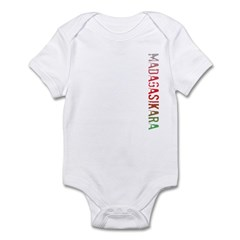 Madagasikara Infant Bodysuit