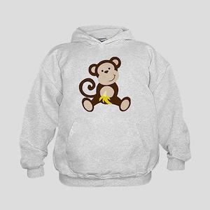 Cute Monkey Kids Hoodie