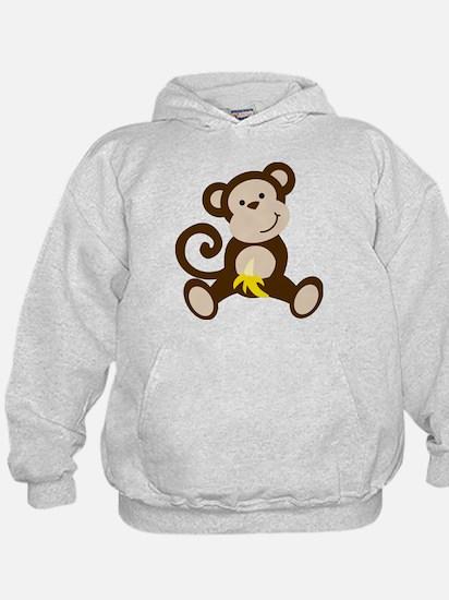 Cute Monkey Hoodie