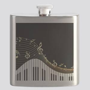 Ivory Keys Piano Music Flask