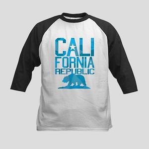 California Republic Bear (ice blue version) Baseba