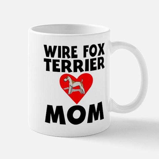 Wire Fox Terrier Mom Mugs