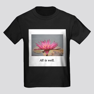 All Is Well Water Lily Gifts T-Shirt
