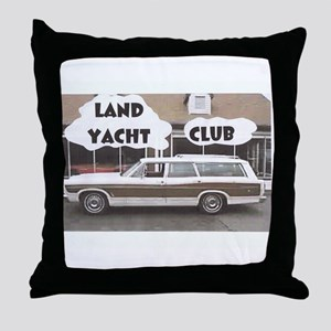 SUV-Van Throw Pillow